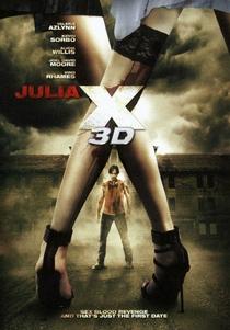 A Vingança de Julia - Poster / Capa / Cartaz - Oficial 1