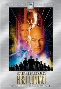 Jornada nas Estrelas: Primeiro Contato - Poster / Capa / Cartaz - Oficial 5