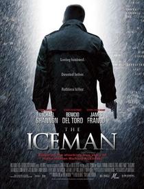 O Homem de Gelo - Poster / Capa / Cartaz - Oficial 3