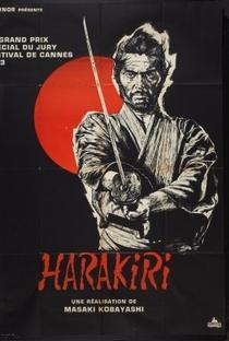 Harakiri - Poster / Capa / Cartaz - Oficial 2