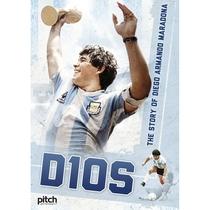 D1OS -  A história de Diego Armando Maradona - Poster / Capa / Cartaz - Oficial 1