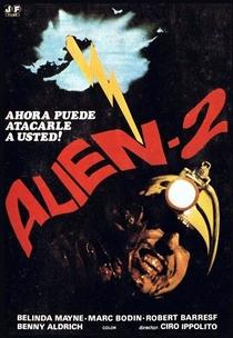 Alien 2 - Poster / Capa / Cartaz - Oficial 4