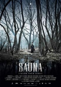 Sauna - Poster / Capa / Cartaz - Oficial 2
