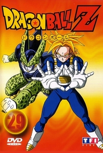 Dragon Ball Z (5ª Temporada) - Poster / Capa / Cartaz - Oficial 24