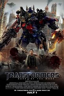 Transformers: O Lado Oculto da Lua - Poster / Capa / Cartaz - Oficial 1