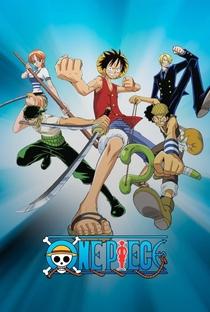One Piece: Saga 1 - East Blue - Poster / Capa / Cartaz - Oficial 5