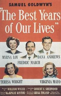 Os Melhores Anos de Nossa Vida - Poster / Capa / Cartaz - Oficial 2