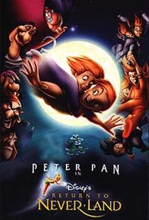 Peter Pan - De Volta à Terra do Nunca - Poster / Capa / Cartaz - Oficial 3