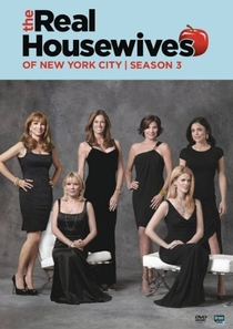 The Real Housewives of New York (3ª Temp) - Poster / Capa / Cartaz - Oficial 1