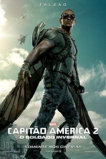 Capitão América 2: O Soldado Invernal - Poster / Capa / Cartaz - Oficial 12