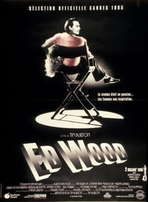 Ed Wood - Poster / Capa / Cartaz - Oficial 4