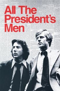 Todos os Homens do Presidente - Poster / Capa / Cartaz - Oficial 5