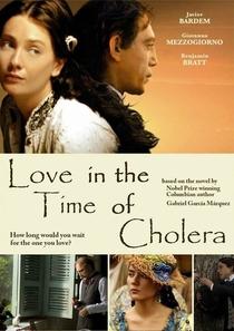 O Amor nos Tempos do Cólera - Poster / Capa / Cartaz - Oficial 6