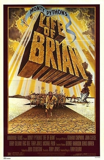 A Vida de Brian - Poster / Capa / Cartaz - Oficial 1