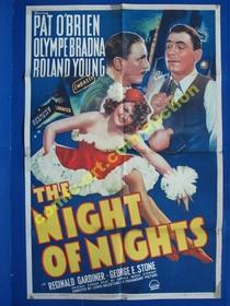 A Noite das Noites - Poster / Capa / Cartaz - Oficial 1