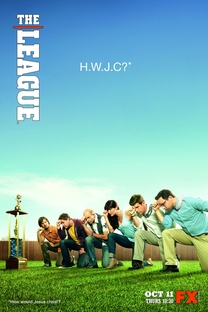 The League (4ª Temporada) - Poster / Capa / Cartaz - Oficial 1
