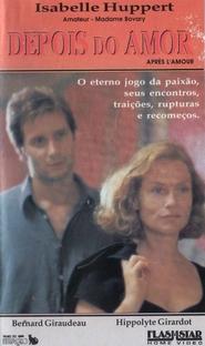 Depois do Amor - Poster / Capa / Cartaz - Oficial 1