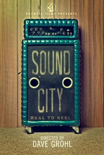 Sound City - Poster / Capa / Cartaz - Oficial 1
