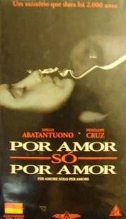 Por Amor Só Por Amor - Poster / Capa / Cartaz - Oficial 1