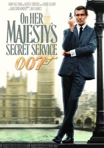 007 - A Serviço Secreto de Sua Majestade - Poster / Capa / Cartaz - Oficial 7