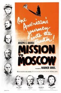 Missão em Moscou - Poster / Capa / Cartaz - Oficial 1