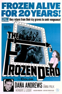 Morte no Gelo - Poster / Capa / Cartaz - Oficial 1