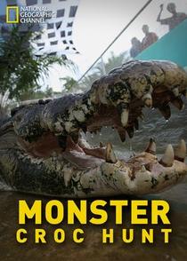 Em Busca do Crocodilo Gigante - Poster / Capa / Cartaz - Oficial 1