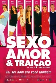 Sexo, Amor e Traição - Poster / Capa / Cartaz - Oficial 1