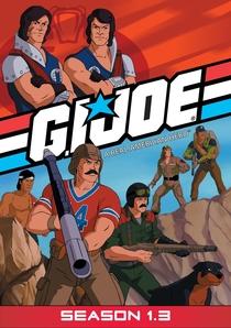 G.I. Joe Extreme (season 1) - Poster / Capa / Cartaz - Oficial 1