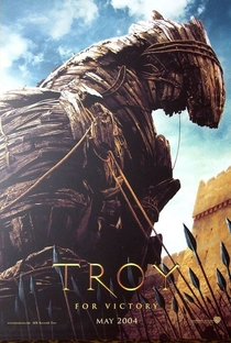 Tróia - Poster / Capa / Cartaz - Oficial 3