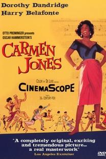 Carmen Jones - Poster / Capa / Cartaz - Oficial 7