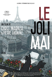 Le Joli Mai - Poster / Capa / Cartaz - Oficial 1