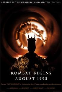 Mortal Kombat - Poster / Capa / Cartaz - Oficial 3