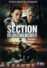 Section de recherches (2ª Temporada) - Poster / Capa / Cartaz - Oficial 1