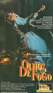 Olhos De Fogo - Poster / Capa / Cartaz - Oficial 4