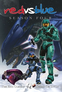 Red Vs Blue (4ª Temporada) - Poster / Capa / Cartaz - Oficial 1