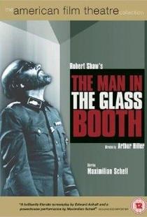 O Homem na Caixa de Vidro - Poster / Capa / Cartaz - Oficial 3