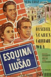 Esquina da ilusão - Poster / Capa / Cartaz - Oficial 1