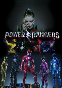 Power Rangers - Poster / Capa / Cartaz - Oficial 26