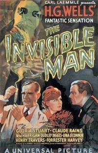 O Homem Invisível - Poster / Capa / Cartaz - Oficial 2