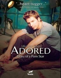 Adored - A Diary Of A Pornstar  - Poster / Capa / Cartaz - Oficial 1
