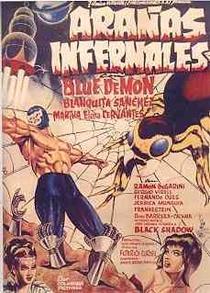 Aranhas Infernais - Poster / Capa / Cartaz - Oficial 2