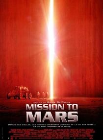 Missão: Marte - Poster / Capa / Cartaz - Oficial 1