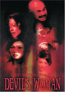 Devil's Woman - Poster / Capa / Cartaz - Oficial 1