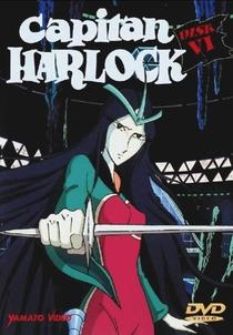 Capitão Harlock - Poster / Capa / Cartaz - Oficial 4