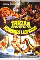 Tarzan Contra os Homens Leopardo (Tarzan contro gli uomini leopardo / Tarzan Contra los Hombres Leopardo / TARZAK AGAINST THE LEOPARD MEN)