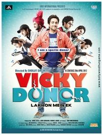 Vicky Donor - Poster / Capa / Cartaz - Oficial 2