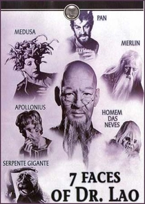 As 7 Faces do Dr. Lao - Poster / Capa / Cartaz - Oficial 7