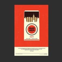 Mad Men (4ª Temporada) - Poster / Capa / Cartaz - Oficial 4