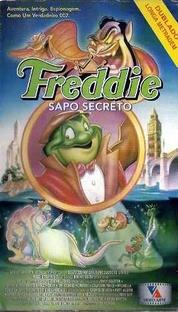 Freddie - O Sapo Secreto  - Poster / Capa / Cartaz - Oficial 1